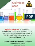 Gestión ambiental- productos químicos peligrosos