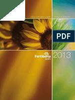 FERTIBERIA Catalogo Jardin2013
