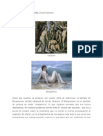 Fragmentos Libros David Hockney