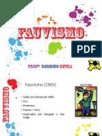 Fauvismo e Cubismo