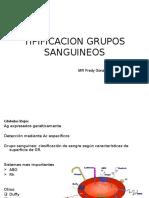 Tipificacion Grupo