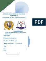 Informe previo 2 Soldadura y Empalmes