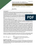 Estimación de Los Parámetros Cinéticos Para La Oxidació Lipídica Con Brotes de Soja
