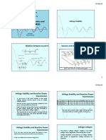 4 Voltage Stability Analysis