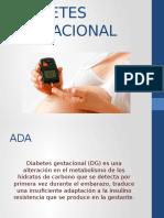 Diabetes e Hipertiroidismo Gestacional