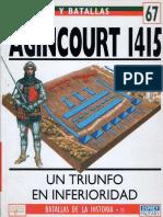 Ejercitos y Batallas 67 - Agincourt 1415.pdf