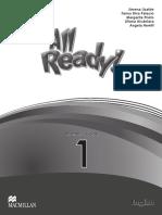 All Ready Teachers Guide 1
