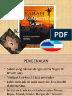 Adat Resam Masyarakat Sabah