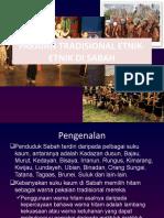 Pakaian Tradisional Etnik-etnik Di Sabah