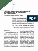 analogos fluorados