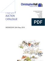 Auction Catalogue May 2010