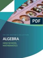 Algebra May 82016 v 2