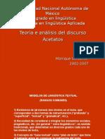 Teoria y Analisis Del Discurso Completo