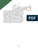 Propuestas Del Cogreso de La Patria 2 4 2016