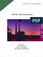 MeasurIT FCI MT Series 0908