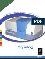 Aqualog Brochure