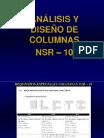 07 - Análisis y Diseño de Columnas