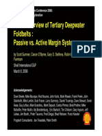 Global Deepwater Fold Blet Passive vs Active Shell