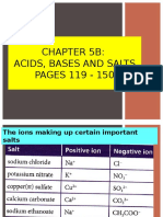 chapter 5b acids bases and salts
