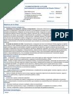 Clase 4 Analizar Constitucionalmente La Organización Del Estado Chileno