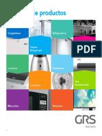 Catalogo GRS 2015