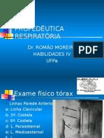 Semiologia Do Aparelho Respiratorio