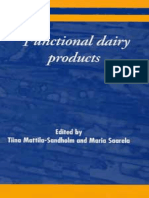Functional Dairy Product