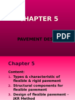 Highway Engineering notes - Chapter 5