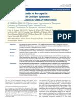 2008.Prasugrel...Acute Coronary Syndromes