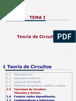 Clase-3 Teoria de Circuitos