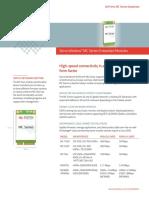 SierraWireless AirPrime MC Series Datasheet