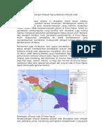 Kebijakan Pengembangan Wilayah Papua Berbasis Wilayah Adat