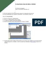 Practica Base de Datos Con Visdata