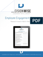 Decisionwise Employee Engagement Survey