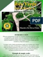 El Libro Verde - Botánica Mágica