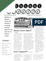 mayberrynewspaper