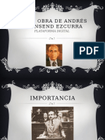 Vida y Obra de Andrés Townsend Ezcurra