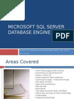 Microsoft SQL Server IO Internals