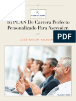 Tu PLAN de Carrera Perfecto