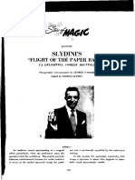 Slydini - Flight Of The Paper Balls.pdf