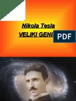 Nikola Tesla Present