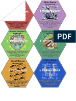 graphic about Settlers of Catan Printable known as Settlers of Catan Hex Packing containers