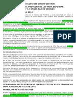 Articulos Del Diario Gestión