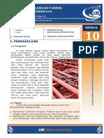 10. Modul Perancangan Pabrik Sistem Perpipaan
