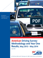 2015 American Driving Survey Rer Port