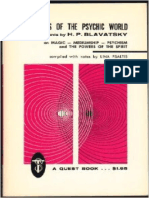 Dynamics of the Psychic World - H. P. Blavatsky