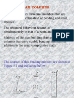 Lec11.2 Beam Columns