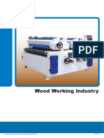 Wood Working Industry