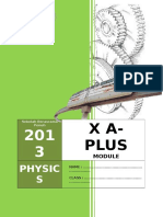 x a-plus Module Sbp Physics 2013 - 1