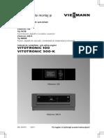 IM-S Vitotronic 300-K MW2B Cu Vitotronic 100 HC1B